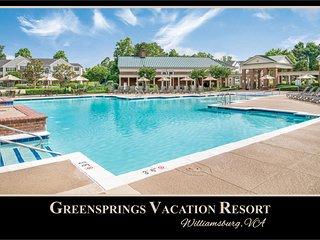 Fantastic 4 BDR at Popular Greensprings Vacation Resort. Sleeps 12. $259 up!