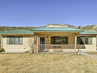 NEW! 'Mom's Place in Jemez' 3BR House on River!
