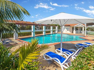 Sands 51 - A Beach Escape - Pool and Tennis Court in complex