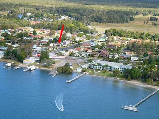 Fishing Retreat - pet friendly opposite boat ramp