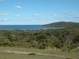 Angourie Vista - views over beaches and national park
