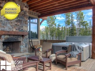 Big Sky Moonlight Basin | Cowboy Heaven Luxury Suite 3A
