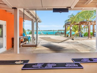 Luxury Waterfront Home Overlooking Moriah Cay