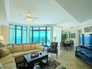12th floor Phoenix West! 'DIRECT GULF FRONT' Call or email today! sleeps 10