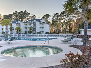 'Mana-Tee Place' Resort Condo - 5 Mi to Boardwalk!