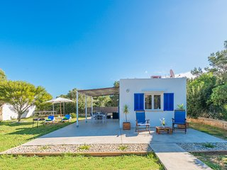 SESTANYOL - Chalet for 2 people in Colonia de Sant Pere - s'Estanyol