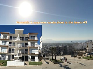 Fantastic & cozy #5: condo close to the beach
