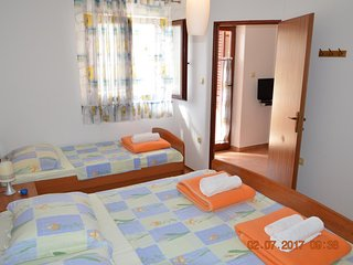 One bedroom apartment Jakisnica, Pag (A-4160-b)