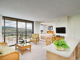 Aston at the Waikiki Banyan - 1 Bedroom Mountain View Suite