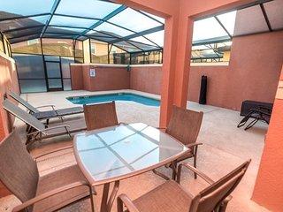 Paradise Palms Resort - 4BD/3BA Town House - Sleeps 10 - Gold