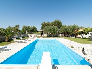 1 bedroom Villa in Galugnano, Apulia, Italy : ref 5333419