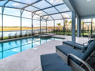 Storey Lake Resort - 6BD/5BA Pool Home - Sleeps 13 - Gold