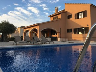 HL 004 Super luxurious villa  at Hacienda Del Alamo Golf , Murcia
