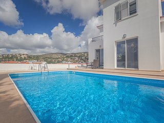 Tala Sea View Villa & Pool