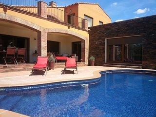 villa au golf de Peralada vue panoramique