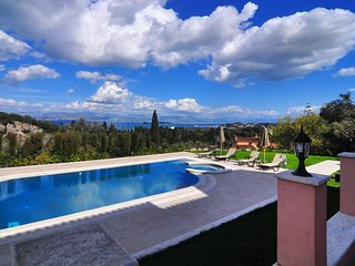Luxury Villa in Corfu, with Pool