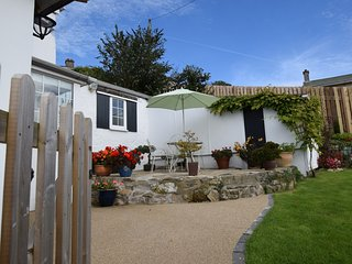 RUBDE Cottage situated in Combe Martin