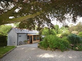 WMSTA Barn situated in Combe Martin (4mls S)