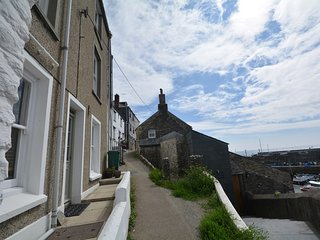 MEVAC Cottage situated in Mevagissey