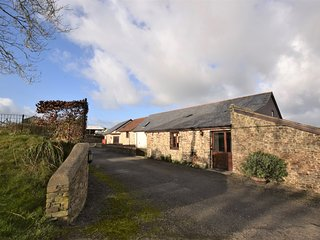 HDCRO Barn situated in Barnstaple (4mls N)