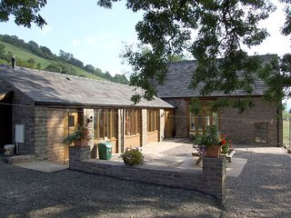 TYOBR Barn situated in Crickhowell (5mls NW)