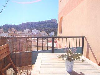 Apartamento Las Cigarreras junto a Plaza de Toros en Alicante.