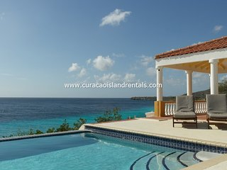 Colonial Villa, authentic architecture ocean front with amazing view.