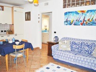 Appartamento vicino al Mare con Wi-Fi e posto auto