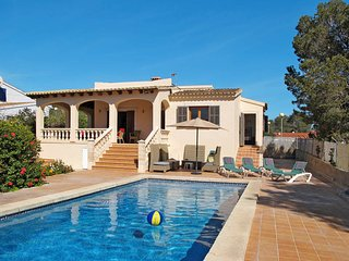 2 bedroom Villa in Cala Pi, Balearic Islands, Spain : ref 5441169