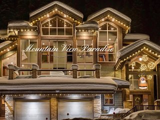 4 Season Luxury Family Chalet - Create Beautiful Long Lasting Memories at MVP!!