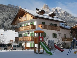 2 bedroom Apartment in Pozza di Fassa, Trentino-Alto Adige, Italy : ref 5437843