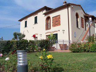4 bedroom Apartment in Brogi, Tuscany, Italy : ref 5240696