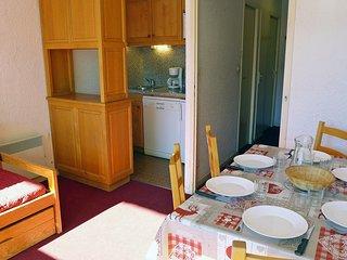 1 bedroom Apartment in Val Thorens, Auvergne-Rhone-Alpes, France : ref 5514233