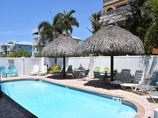 Four 2BR/2BA Units W/ Pool, Grilling Area, Proximity to Beach, and Free Wifi