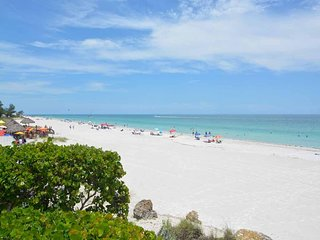 Gulf Front Condo w/ Free WiFi, Steps from Beach & Fantastic Ocean Views