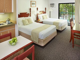 White Sands Hotel - a LITE Hotel - Pool View Studio Kitchenette