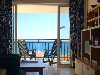 Sunny, Bright, DUPLEX 2 Bedroom apartment with Sea Views in Praia da Luz Centre