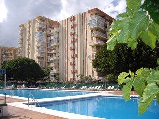 Apartamento Benalmádena Costa. Málaga.