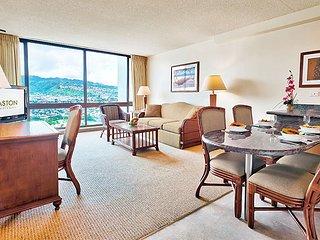 Aston Waikiki Sunset - 1 Bedroom Mountain View Suite