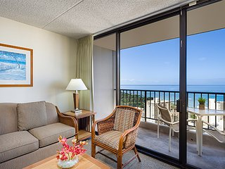 Aston Waikiki Sunset - 1 Bedroom Ocean View Suite