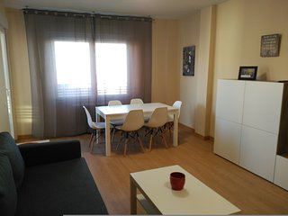 APARTAMENTO COMODO Y TRANQUILO EN ZAMORA (ZA APARTMENTS 2, your place to stay!)