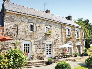 4 bedroom Villa in Saint-Adrien, Brittany, France : ref 5522005