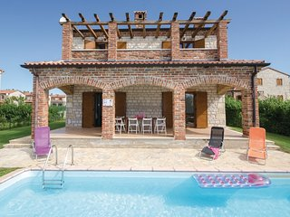4 bedroom Villa in Jursici, Istria, Croatia : ref 5533789