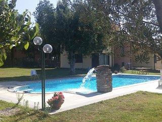Borgo San Vito, Casa vacanza con piscina nel cuore del Parco del Pollino