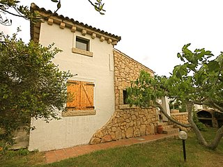 2 bedroom Villa in Pittulongu, Sardinia, Italy : ref 5240890
