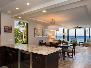 Aston Mahana at Kaanapali - Two Bedroom Two Bath Oceanfront Premium