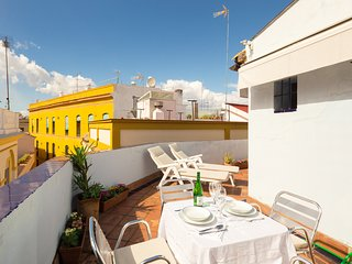 San Felipe Terrace. 1 bedroom, private terrace