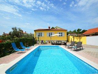 3 bedroom Villa in Veli Vrh, Istria, Croatia : ref 5532625