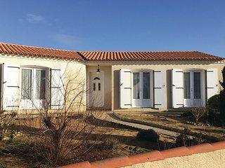 4 bedroom Villa in La Tranche-sur-Mer, Pays de la Loire, France : ref 5583494