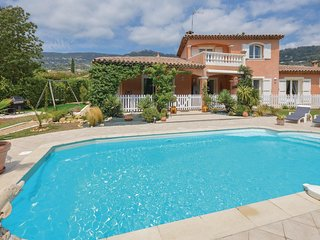 4 bedroom Villa in Peymeinade, Provence-Alpes-Cote d'Azur, France : ref 5583389